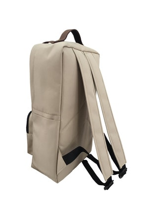 Fudela Bks Cream Backpack 2