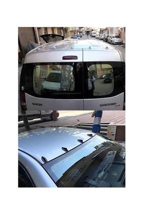 AutoFresh Toyota Prius Balık Sırtı Süs Anten - Tavan Jaws Model Tuning Anten 5li Yapışkanlı Anksesuar 1