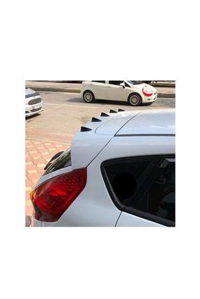 AutoFresh Toyota Prius Balık Sırtı Süs Anten - Tavan Jaws Model Tuning Anten 5li Yapışkanlı Anksesuar 2