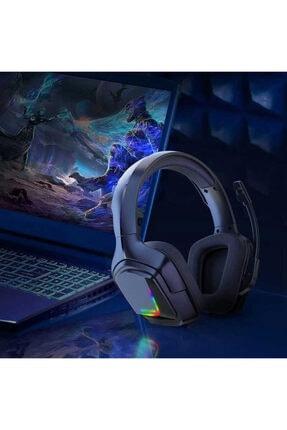 Onikuma K20 Rgb Kulak Üstü Oyuncu Kulaklıgı - Siyah 4