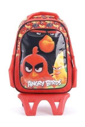 Hakan Çanta Çanta Angry Birds 87897 Lisanslı Okul Çantası Seti 2