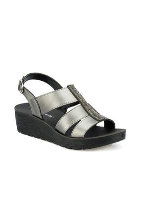 Polaris 315565.Z Antrasit Kadın Sandalet 100508001 0