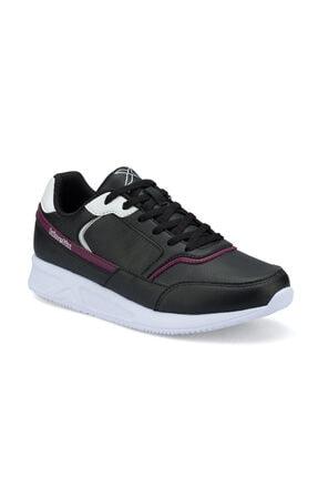 Kinetix Forgus W Siyah Kadın Sneaker Ayakkabı 0