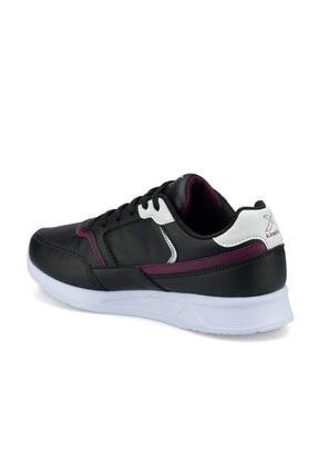 Kinetix Forgus W Siyah Kadın Sneaker Ayakkabı 2