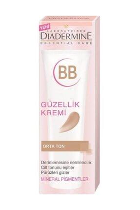 Diadermine BB Krem - Essentials Orta Ton 50 ml 0
