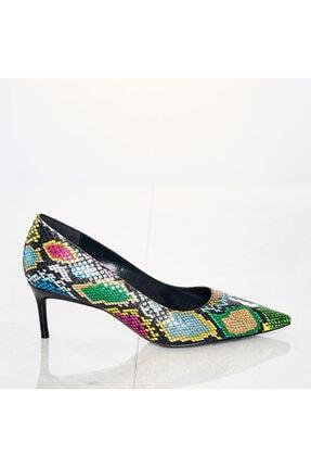 LuviShoes Kadın Renkli Günlük Ayakkabı 4