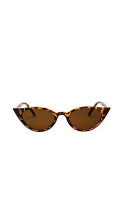 Toz Vintage Leopar Vintage&retro Kedi Güneş Gözlük 0