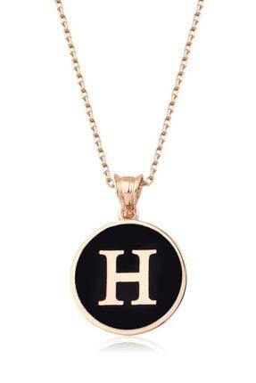 Mai Silver Kadın 925 H Harfi Kolye 0