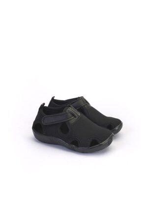 Slazenger Unnı Günlük Giyim Çocuk Ayakkabı Siyah 1
