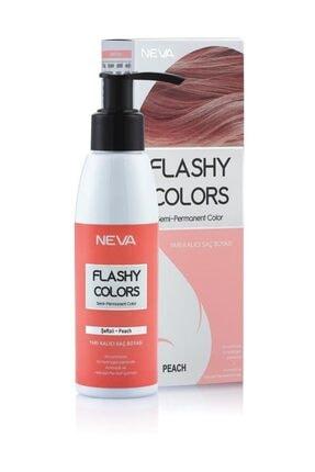 Flashy Colors YARI KALICI SAÇ BOYASI ŞEFTALİ - PEACH 0