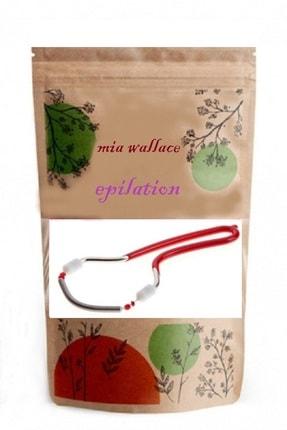 Mia Wallace Kaş Bıyık Alma Aleti Yüz Tüy Epilasyon Yayı 1
