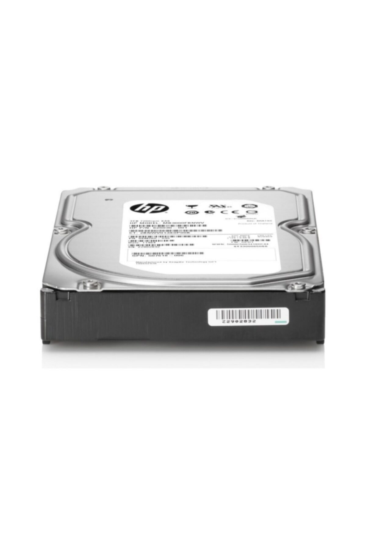 Hp 843266-b21 1tb Sata 7.2k Lff 3.5'' Non-hot Hdd