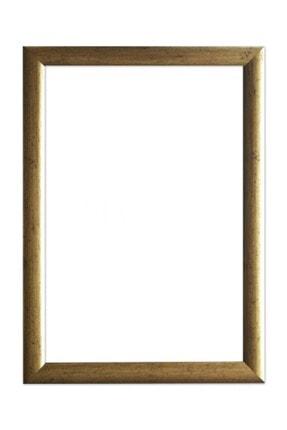 LYN HOME & DECOR 23,5x33,5 Cm Eskitme Sarı Fotoğraf Çerçevesi 1