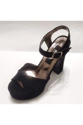 Silver Seapabuc Pilatformlu Kalın Topuk Abiye Ayakkabı 2