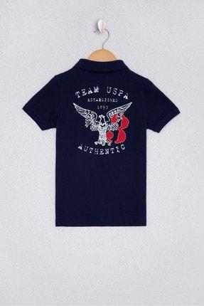 US Polo Assn Lacivert Erkek Çocuk T-Shirt 1