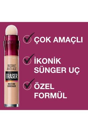 Maybelline Kapatıcı - Instant Age Eraser Concealer 04 Honey 3600531396848 3
