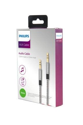 Philips Swr2114b/93 3.5 mm Jack Aux Ses Kablosu - 1 mt 3