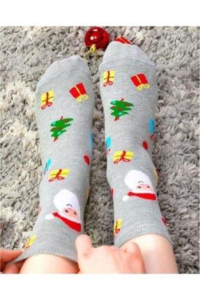 Socks Concept 6lı Kutu Neşeli Soket Çorap Pkt62 4
