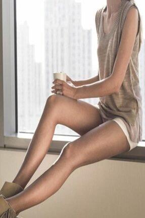 Müjde 3 Adet 20 Denye Kadın Ince Külotlu Çorap – Bronz 38 0
