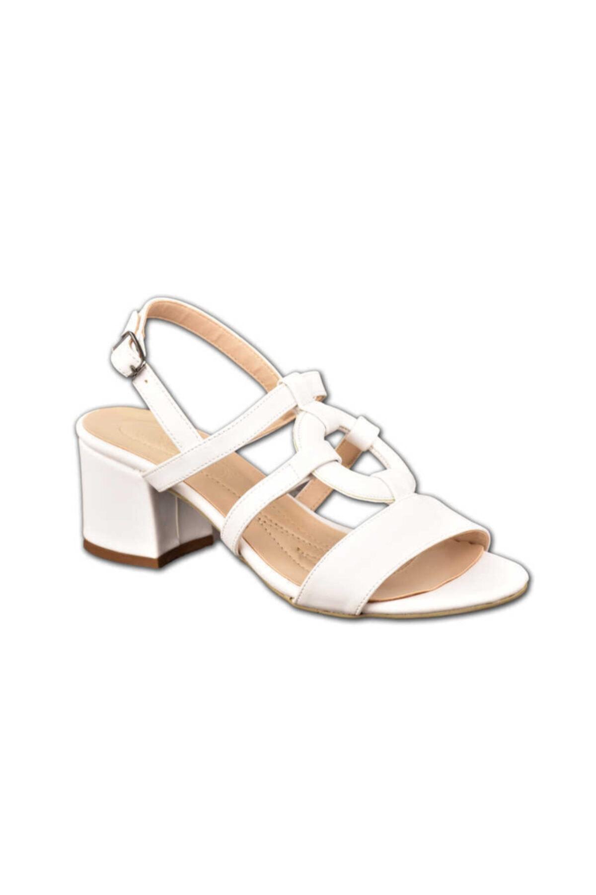 FELES Kadın Topuklu Ayakkabı 02-713-20y