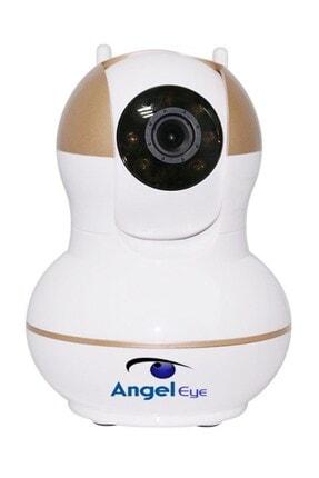 AteşTech Ks-514 360º Full Hd Wifi Ev Ve Bebek Ip Kamera Çift Anten 0