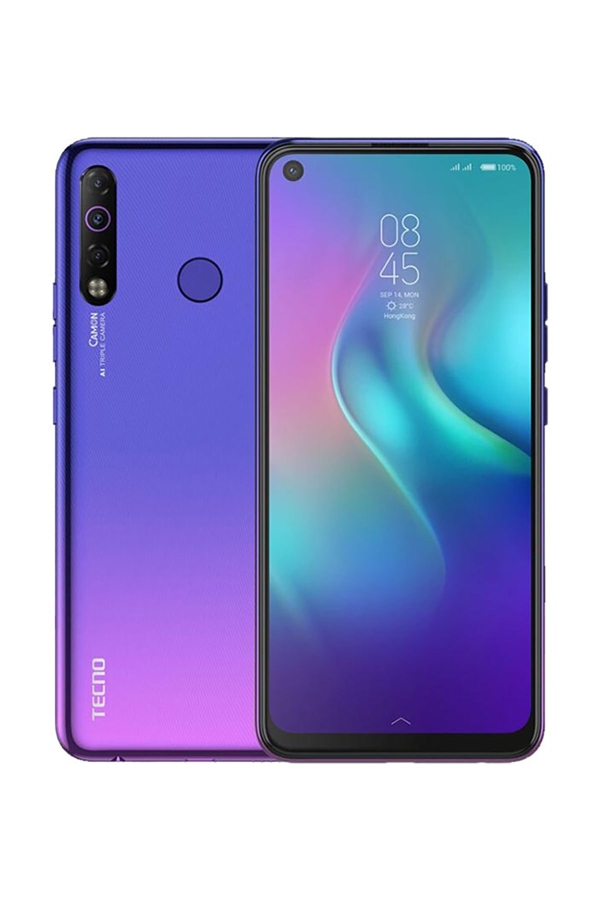 Tecno Camon 12 Air 64 GB Mor
