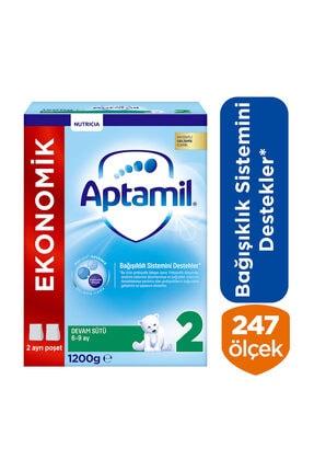 Aptamil Devam Sütü 2 Numara 1200 gr Akıllı Kutu 0