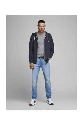 Jack & Jones Sweatshirt - Holmen Sweat Zip Hood 12136884 3