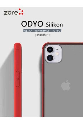 Zore Apple Iphone 11 Kılıf Odyo Silikon 0