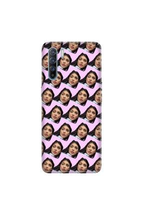 Cekuonline Oppo Reno 3 Kılıf Desenli Resimli Hd Silikon Telefon Kabı Kapak - Troll Jenner 0