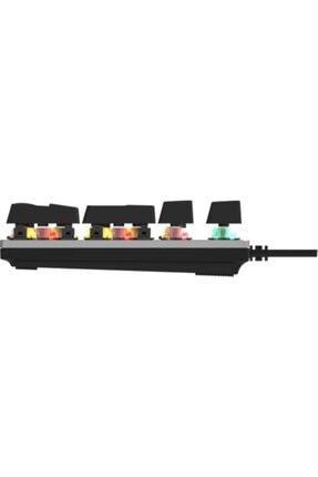 Philips Spk8404 Siyah/gümüş Rainbow Mekanik Oyuncu Klavye 4