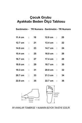 Şirin Bebe Ortopedik Sandalet 1