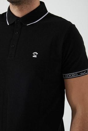 Ltb Erkek  Siyah Polo Yaka T-Shirt 012208408060890000 1
