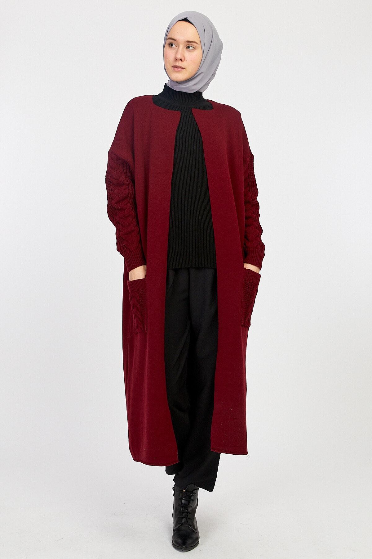 Garnili Kimono Hırka