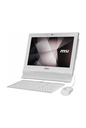 "MSI PRO 16T 7M-005XEU Intel Celeron 3865U 4GB 500GB Freedos 15.6"" All In One Bilgisayar 0"