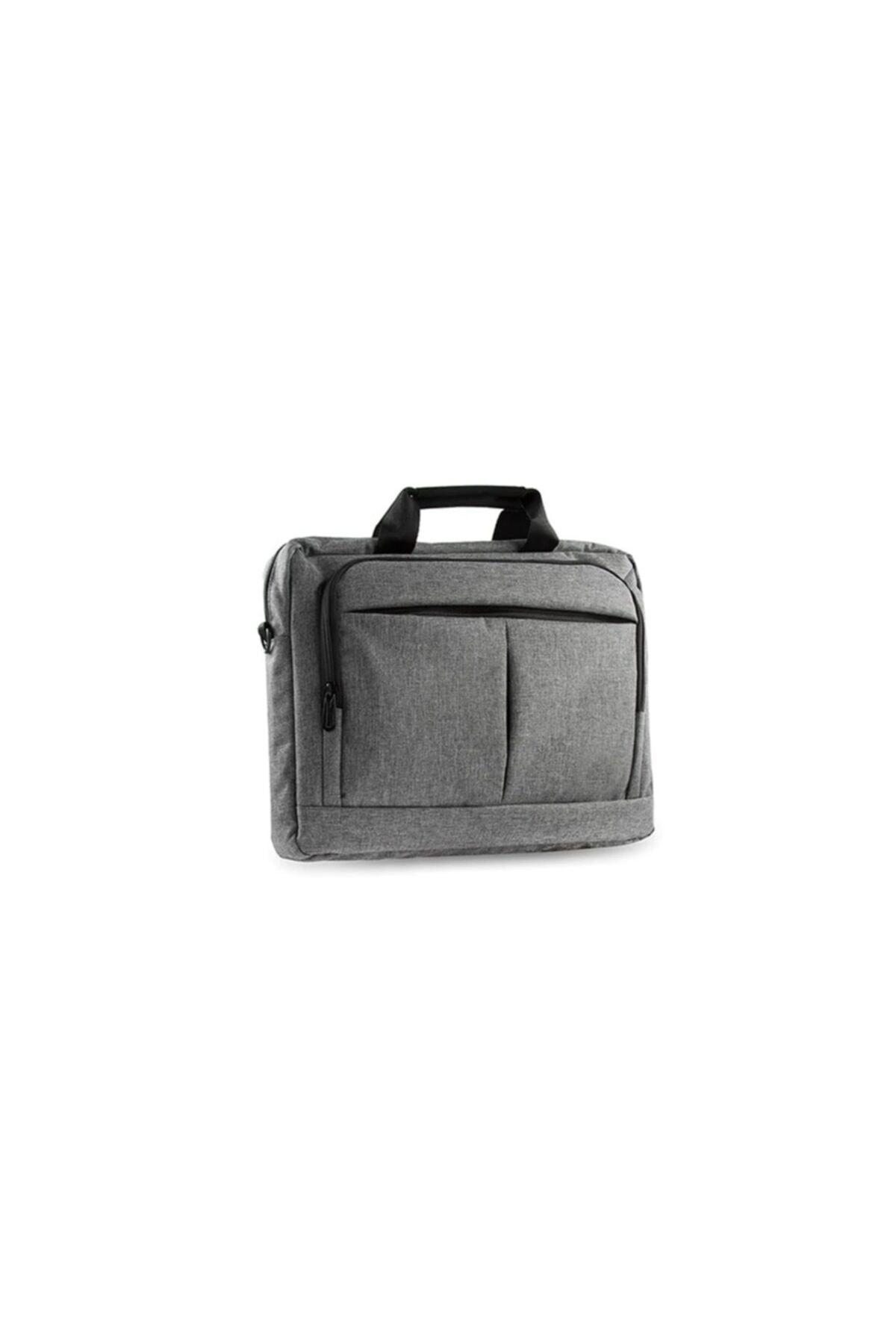 Ste 428 15.6 Gri Bilgisayar Notebook Laptop Çantası