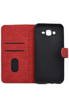 Omelo Huawei P20 Lite Ane-lx1 Kılıf Exclusive Spor Cüzdan Kumaş Kredi Kartı Para Bölmeli Standlı 2
