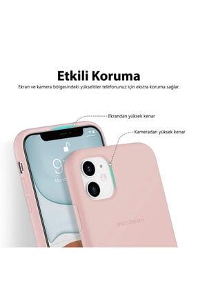 Mobilteam Apple Iphone 6s Kılıf Içi Kadife Lansman Kapak - Mor 2