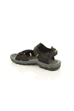 Lumberjack Laggun Siyah - Erkek - Günlük Sandalet 4
