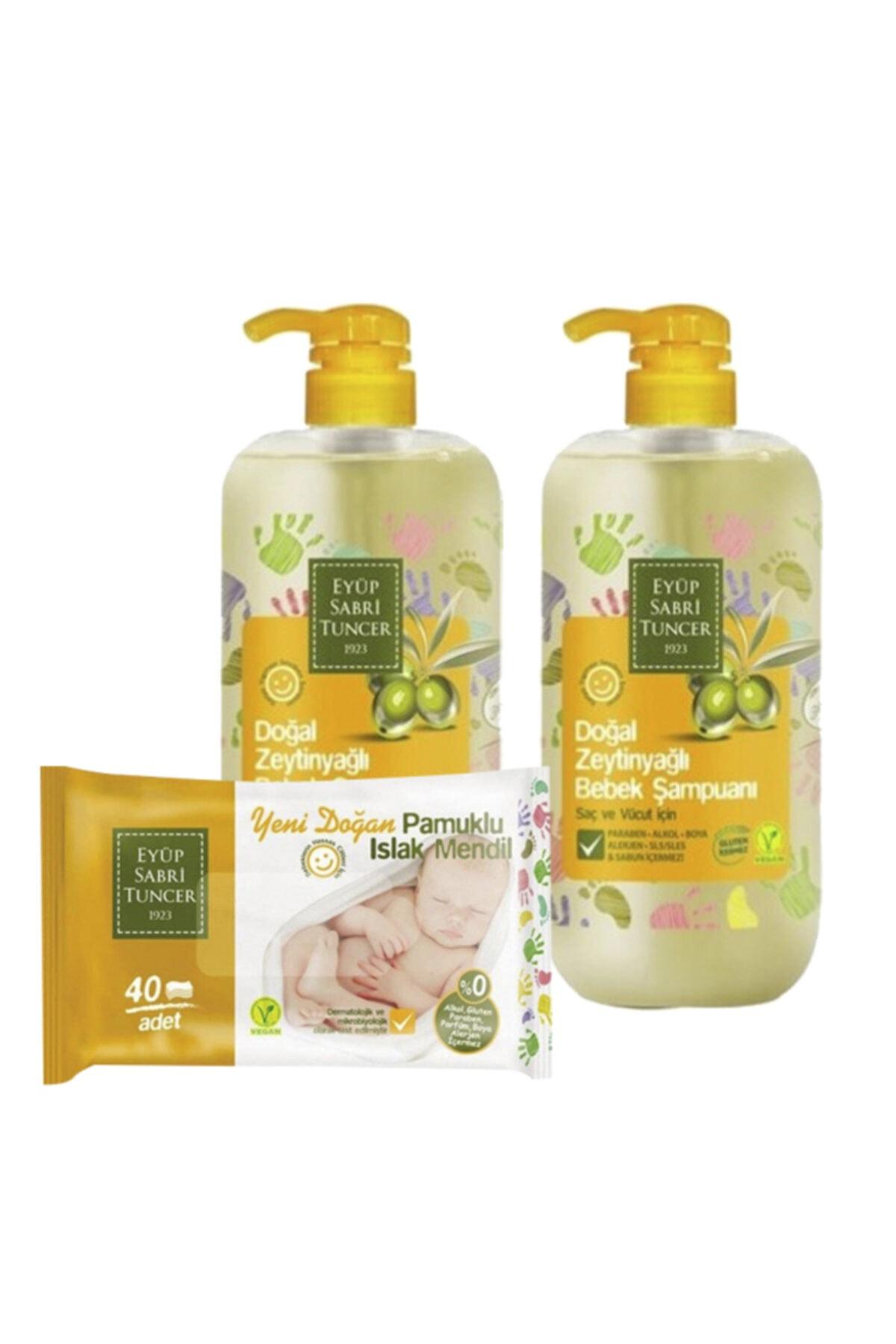 Bebek Şampuanı Zeytinyağlı 600 ml X 2adet