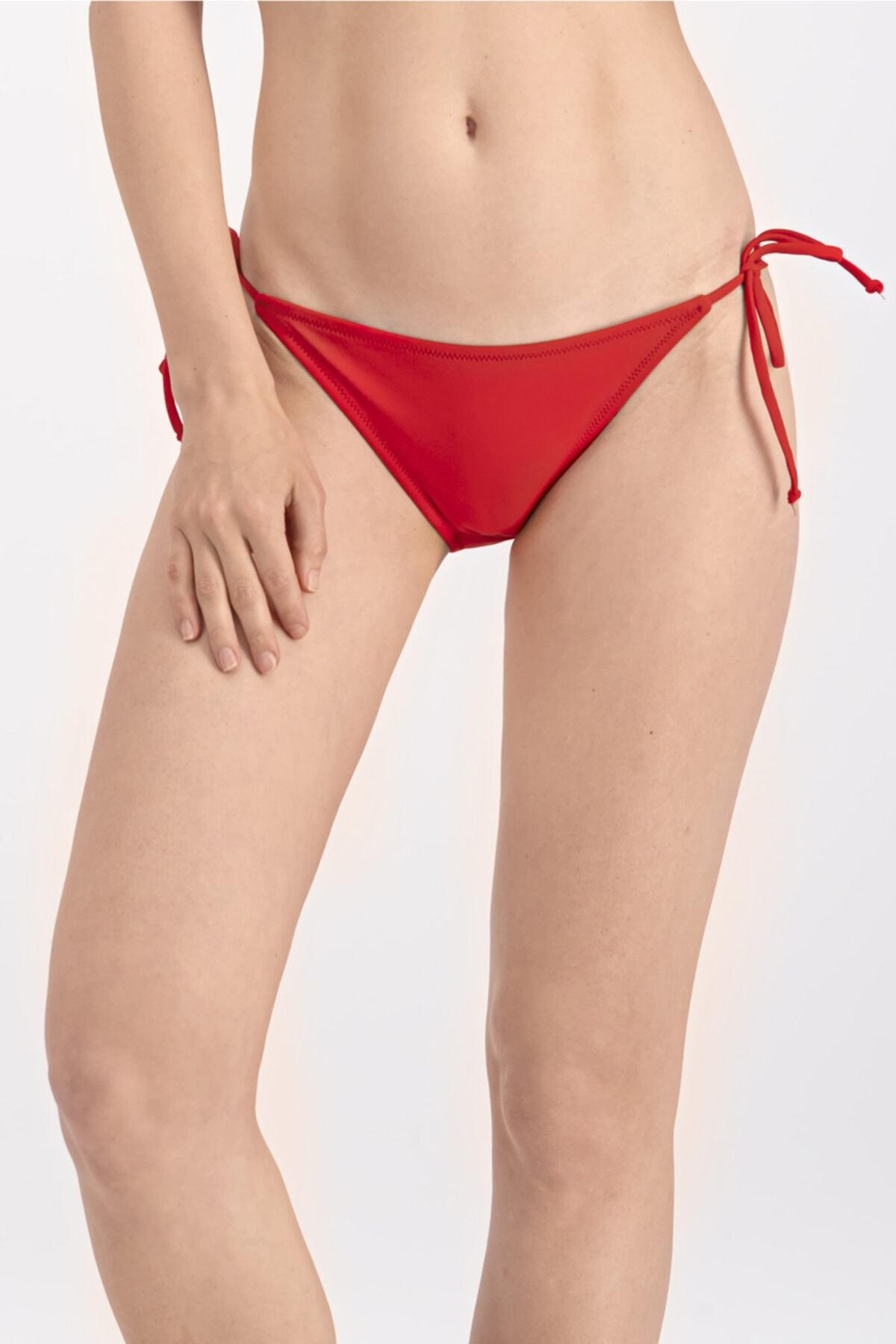 Arnetta Kırmızı Ipli Basic Bikini Altı