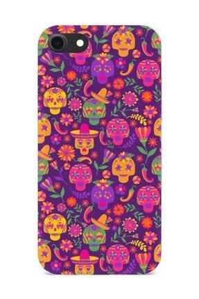 Melefoni Apple iPhone 8 Kılıf Halloween Serisi Brielle 0