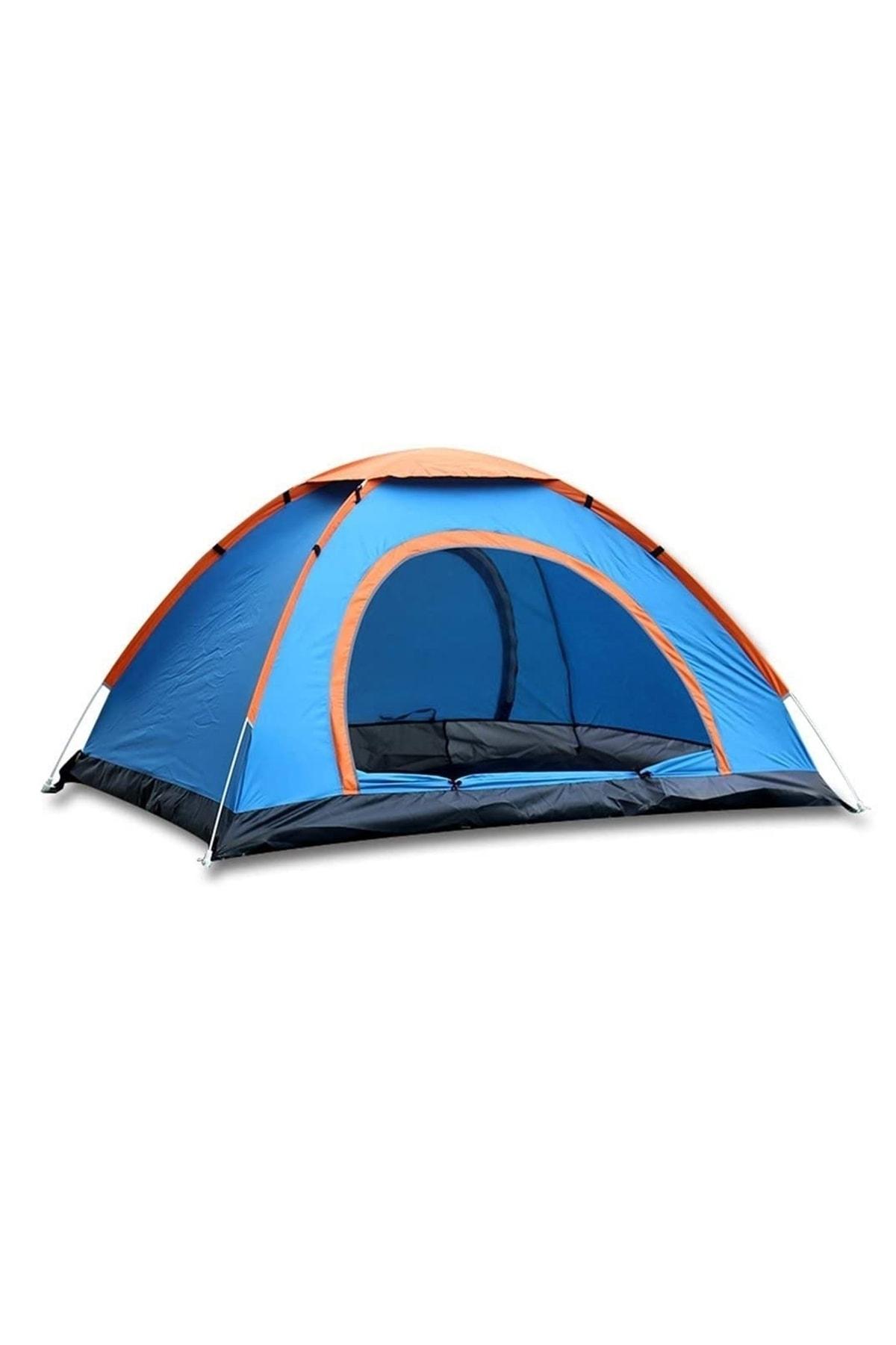8 Kişilik Su Geçirmez Kaliteli Kamp Çadırı 300x220x170 Cm
