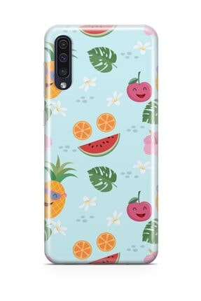 Melefoni Samsung Galaxy A70 Kılıf Pineapple Serisi Zoe 0