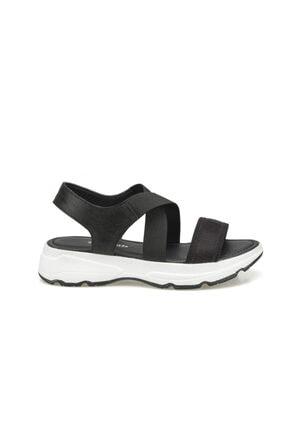 Polaris 315500.Z Siyah Kadın Sandalet 1