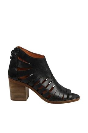 Hammer Jack Sıyah Bayan Ayakkabı 448 1306-Z 0