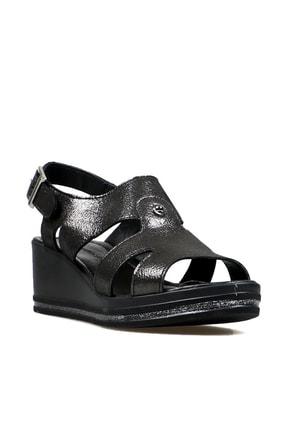 Hammer Jack Sıyah Bayan Terlik / Sandalet 549 Tena-02-z 1