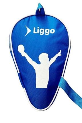 Liggo Masa Tenisi Raketi Kılıfı Pinpon Topu ve Raket Çantası 1