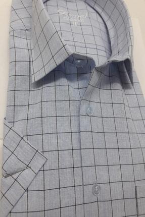 ASWEL Erkek Kısa Kol Gömlek 2