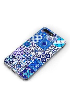 Melefoni Apple iPhone 7 Plus Kılıf Patchwork Serisi Julianna 2